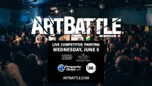 Art Battle Windsor