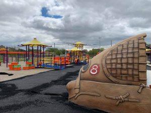 Playground Opens